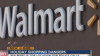 Walmart keeps local police departments busy - Video