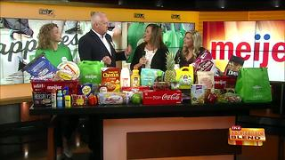 Fresh Shopped Groceries Straight to Your Door - Video
