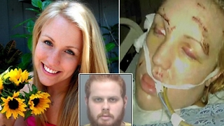 Stabbed 32 Times By Ex-Boyfriend, She Should Have Died. EMT Who Found Her Dying Says These 5 Words - Video