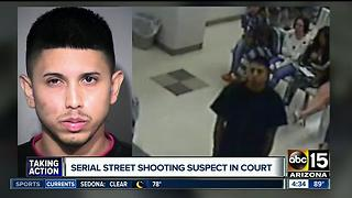Arraignment on murder charges in Phoenix serial killing case - Video