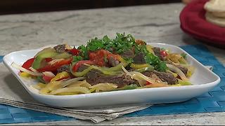 Easy Father's Day recipes on inside grill - Video