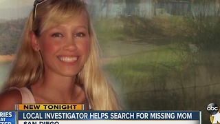 Local investigator helps search for NorCal missing mom - Video