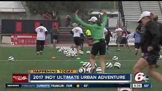 Happening today: The 2017 Indy Ultimate - Video