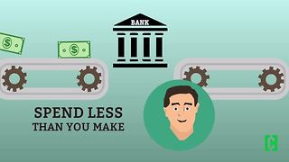 Common Cents: Why you should spend less than you make | Clark.com - Video