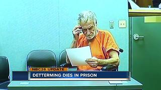 Crivitz man who tried to hire a hit man dies in prison - Video