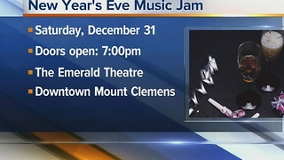 New Year's Eve Music Jam: Saturday at The Emerald Theatre - Video