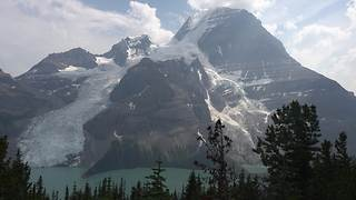 Berg Lake Trail, Mt Robson, BC, Canada - Video