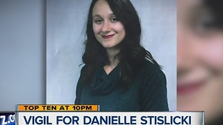 Vigil for Danielle Stislicki - Video