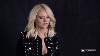 "Miranda Lambert talks about ""Forever Country"" 