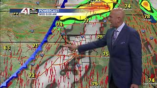 Gary Lezak's Tuesday Night Forecast, 06-13 - Video