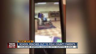 School reaches out to Polk Co. parents - Video