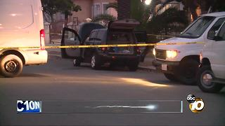 Man's body found inside parked car - Video