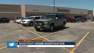 Police investigating gunfire exchange in Neenah - Video