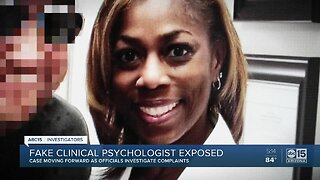 Board approves complaint against unlicensed 'psychologist'