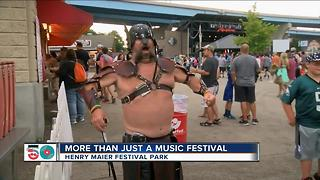 Summerfest more than just a music festival