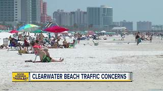 Project aims to ease traffic nightmare on Clearwater Beach - Video