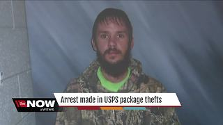 Police arrest suspected serial package thief on the west side