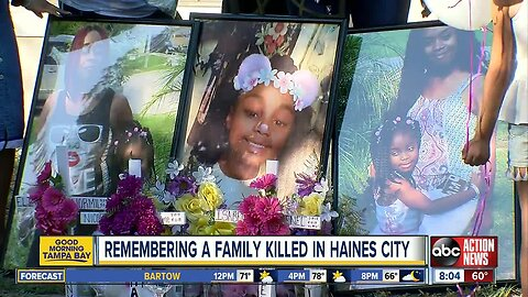 Family and friends remember victims from Haines City triple shooting