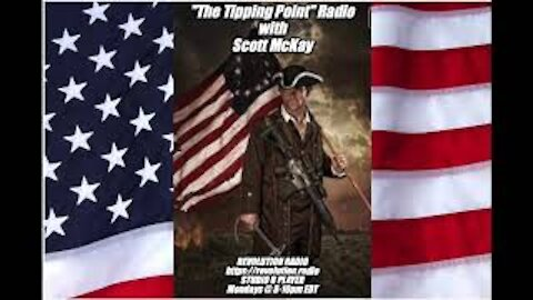 TPR -The Tipping Point Radio Show on Revolution Radio - 9.21.20