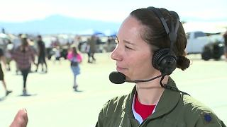Aviation Nation friends and family day - Video