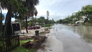 Tropical Storm Emily impacts Manatee County - Video