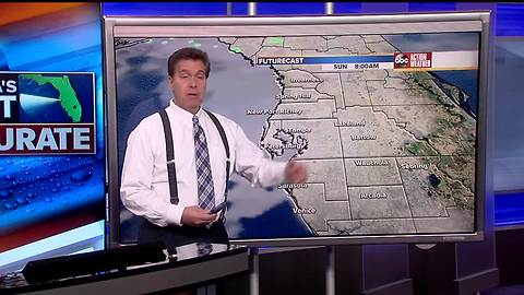 Florida's Most Accurate Forecast with Denis Phillips on Friday, March 16, 2018