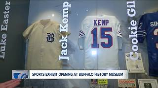 Sports exhibit - Video