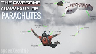 Why SpaceX & NASA Struggle with Parachutes   Xcentric Documentary
