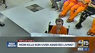 92-year-old refuses assisted living, shoots and kills son in Fountain Hills - Video