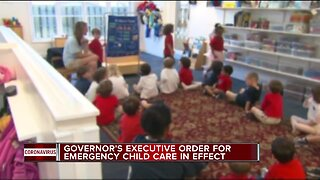 Some metro Detroiters concerned about open daycares during COVID-19 pandemic