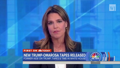 Painful Vid: Omarosa Cuts Interview Short After Struggling to Get Story Straight