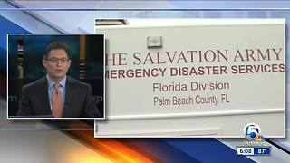 Salvation Army of Palm Beach County to assist with Hurricane Harvey relief - Video