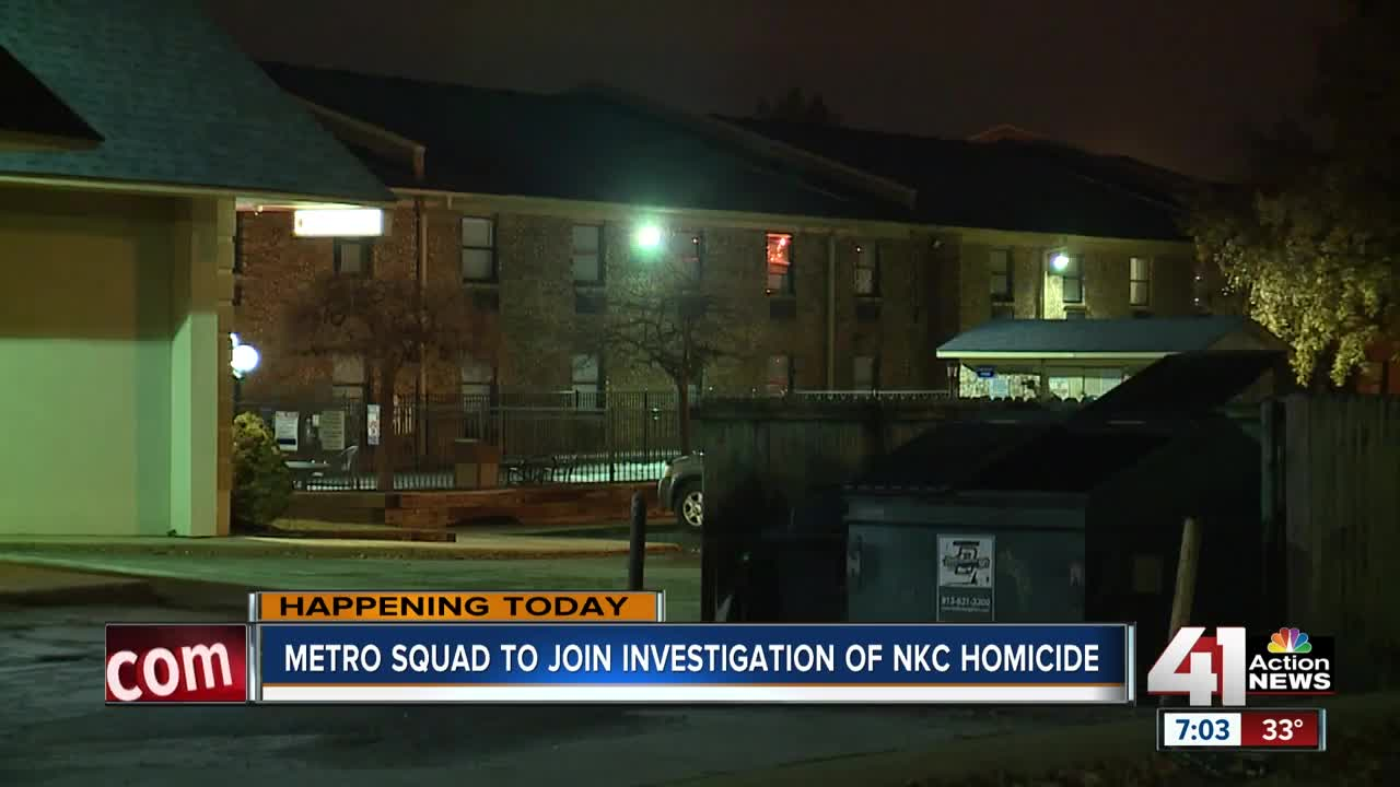 Metro Squad to join investigation of NKC homicide