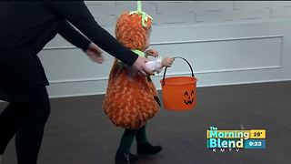 Trick or Treat on The Morning Blend! - Video