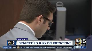Jury deliberations underway in Philip Brailsford trial - Video
