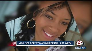 Vigil set for 21-year-old woman murdered on Indianapolis' south side - Video