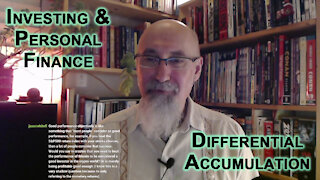 Personal Finance: Differential Accumulation, How to Measure Performance, Return on Investment (ROI)