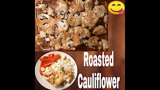 How to make roasted Cauliflower