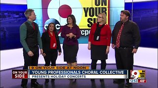 Young Professionals Choral Collective Holiday Concerts 2018