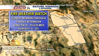 FORECAST: Wind brings cooler temperatures - Video