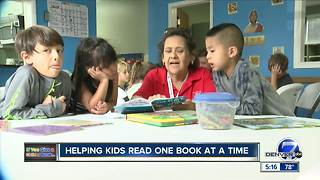 Denver7 literacy programs help out when books are a luxury for families