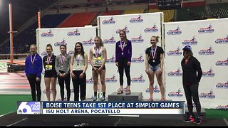 Local athletes come out victorious in Simplot Games