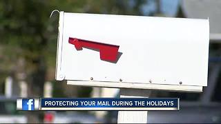 How to protect your mail during the holiday season - Video