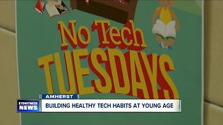 Building healthy tech habits at a young age