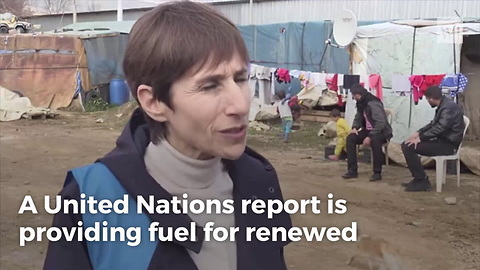 UN Commission: Only 0.4% Of Incoming Refugees Needed Immediate Resettling