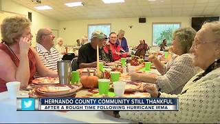 Hernando Co. community still thankful