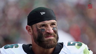 Chris Long Won't Attend White House If Philadelphia Eagles Win Super Bowl - Video
