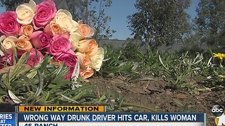 Suspected Drunk Woman Drives Wrong Way in 4S Ranch - Video