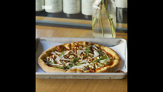 This Pizzeria Specializes in Wood-Fired Plant-Based Pizzas - Video