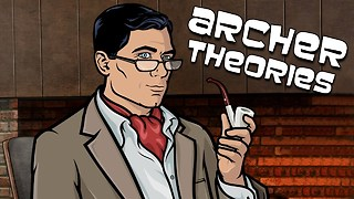Is Sterling Archer A Genetically Engineered Experiment? | Archer Theories - Video